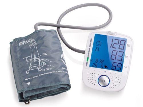 Тонометр, измеритель артериального давления SANITAS SBM 52