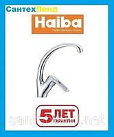 Смеситель для кухни Haiba Hansberg 011