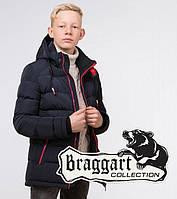 Детский пуховик на мальчика Braggart Kids 60455K