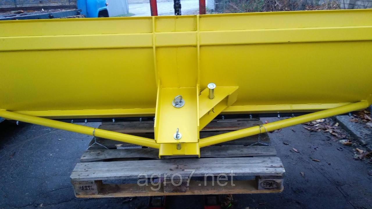 Отвал для трактора МТЗ-80, МТЗ-82, МТЗ-892 лопата отвал