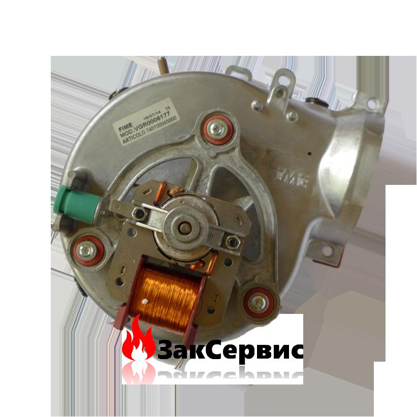 Вентилятор на газовый котел Chaffoteaux ALIXIA, PIGMA (EVO) 65104357