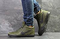 Кроссовки мужские зимние Nike. ТОП КАЧЕСТВО!!! Реплика класса люкс (ААА+), фото 1