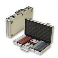 Покерный набор в кейсе №300