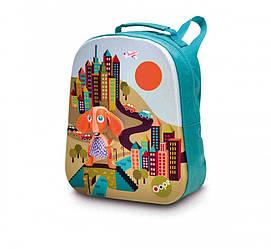 "Детский рюкзак ""Приключение щенка Нокси"""