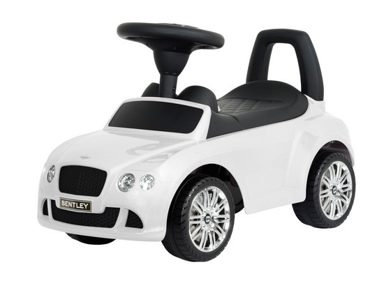 Толокар Bentley лицензия, белый