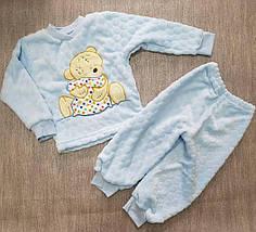 Пижамы Мишка тэдди с вышивкой, фото 3