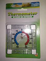 Термометр уличный на липучке