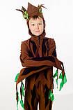 Детский карнавальный костюм для мальчика Дерево 122-140р, фото 3