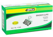 Біндери 32мм Axent уп. ціна за 12 шт ш.к. 4250266252224