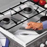 Фольга на плиту кухонну