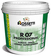СУПЕРМАТОВАЯ акриловая краска для внутренних работ R07 PROFESSIONAL 10 л