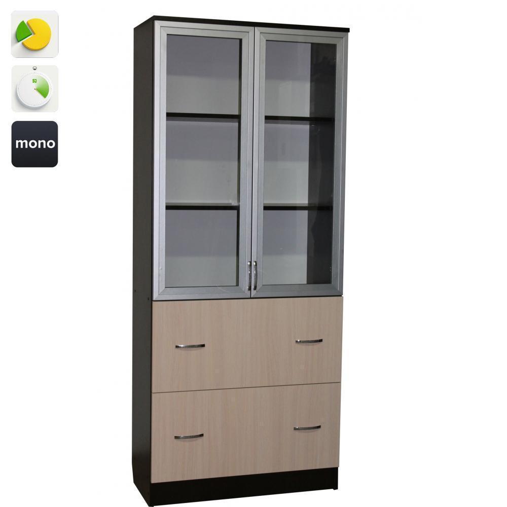 """Офисный шкаф """"Ника-мебель"""" ОН-14/3"""