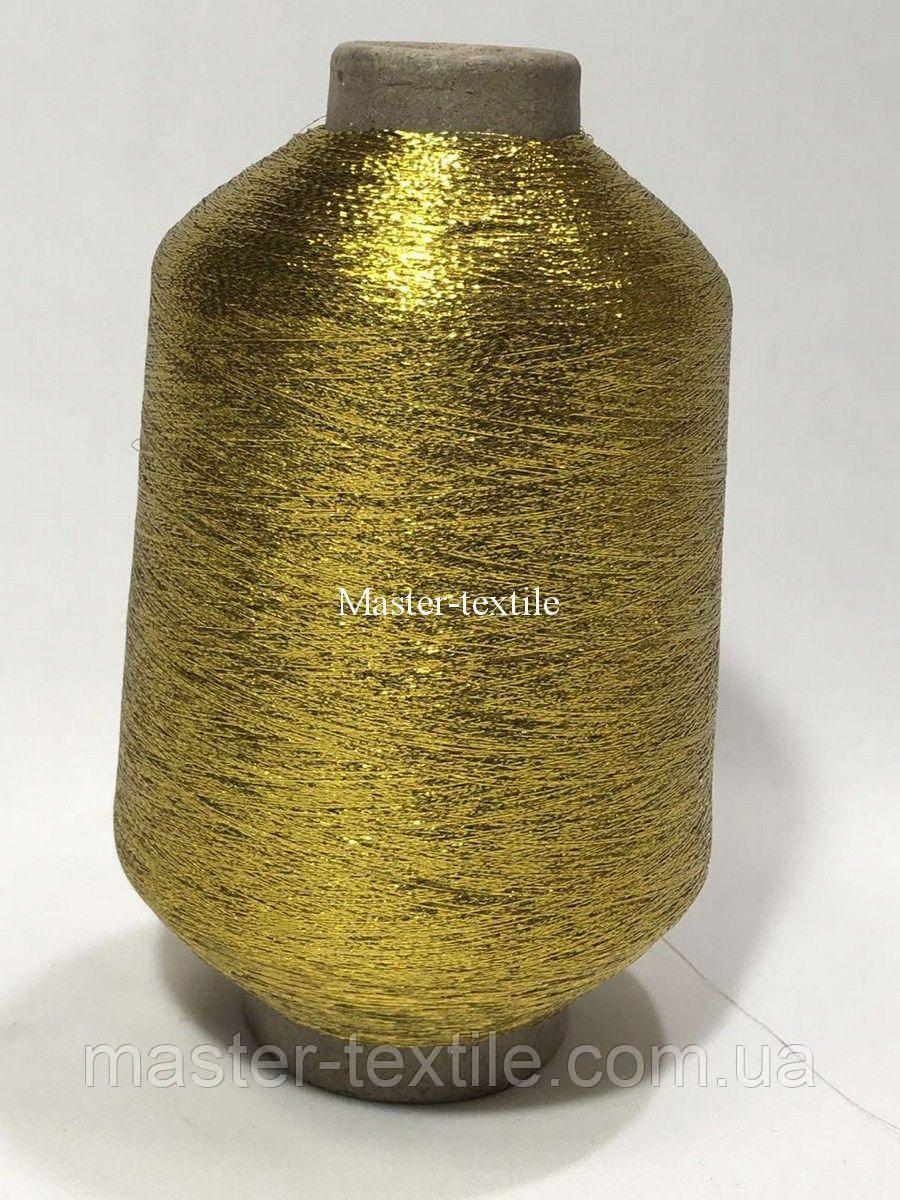 Нитка Люрекс 500 грамм, золото
