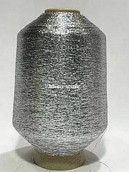 Нитка Люрекс 500 грамм, серебро