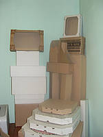 Коробки из 5-слойного гофрокартона