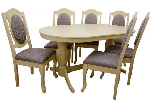 Комплект стол и стул Руфино, фото 2