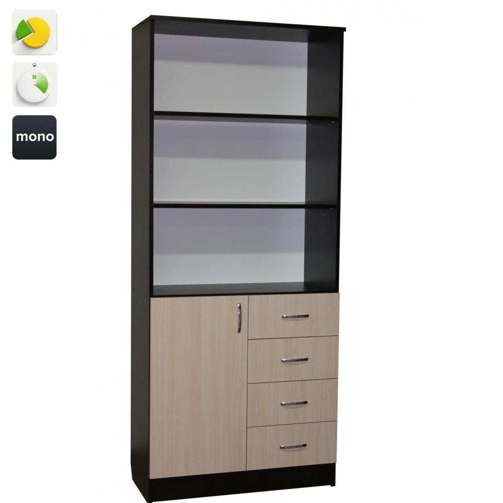 """Офисный шкаф """"Ника-мебель"""" ОН-15/2"""