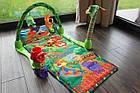 Дитячий розвиваючий килимок, ігровий килимок Зоопарк, фото 2