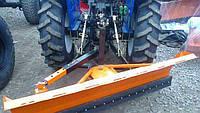 Отвал для трактора на заднюю навеску 1,5м, фото 1