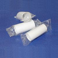 Мундштук к пикфлоуметру TECH-MED, eMini-Wright, картонный, одноразовый ø 30, L-65мм, в индивидуальной упаковке, фото 1