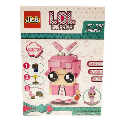 Конструктор LOL Surprise JLB 110 деталей