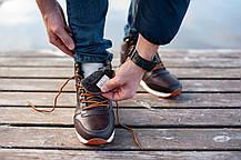 Мужские ботинки Reеbok Classic High Brown (С мехом), фото 3