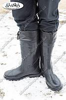 Сапоги мужские черные (Код: С-05 охотник), фото 1