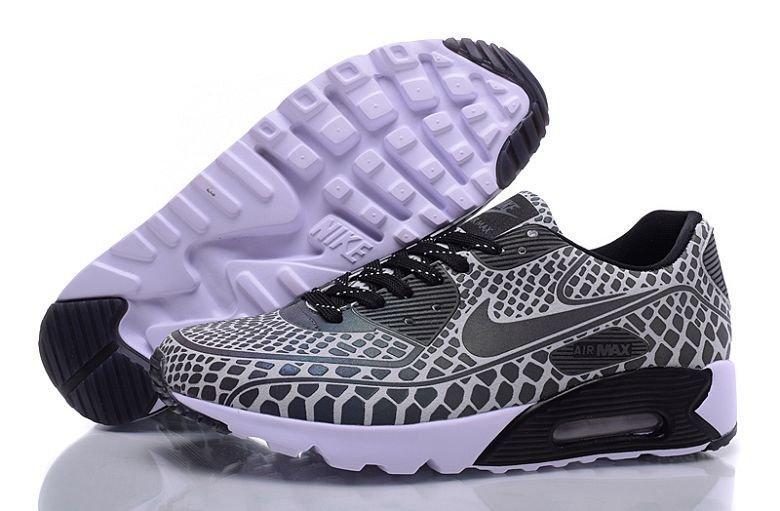 5d4358ffa10a Мужские кроссовки Nike Air Max 90 Light Reflection Grey  найк аир макс 90  рефлекшн серый