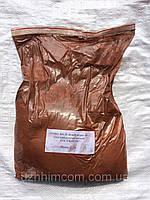 Сурик железный сухой красно-коричневый для грунтовок, красок пакет 5 кг