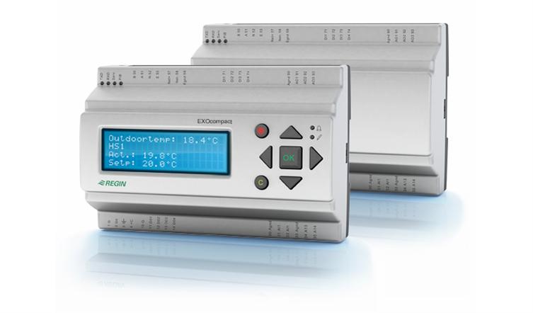 Контроллер для вентиляции и отопления Corrigo E281DW-3