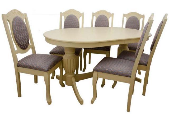 Комплект стол и стулья Руфино