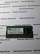 Оперативная память PROMOS 512мб 2Rx16 PC2-5300S-555-12-a1 оригинал б.у