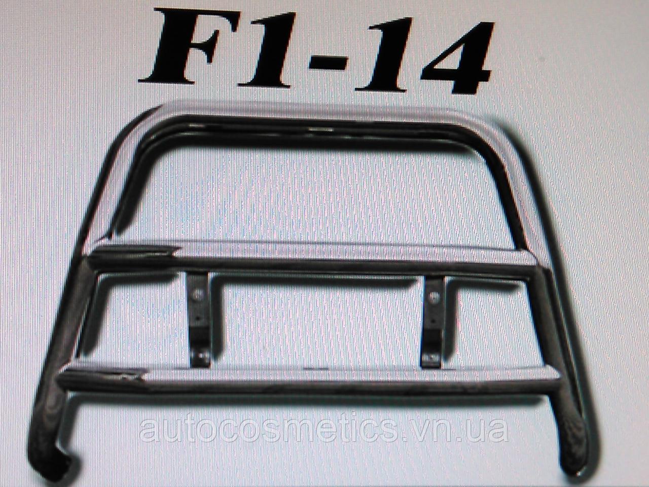 Кенгурятник F1-14