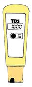 Таблица перевода значений EC, TDS (mS/cm, ppm)