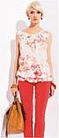 Блузка, кофточка женская без рукавов Zaps 2015 , фото 2