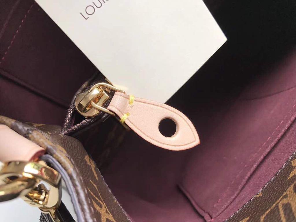 75344ca8d6b9 ... Женская сумка Louis Vuitton Montaigne, Канва Monogram, ...