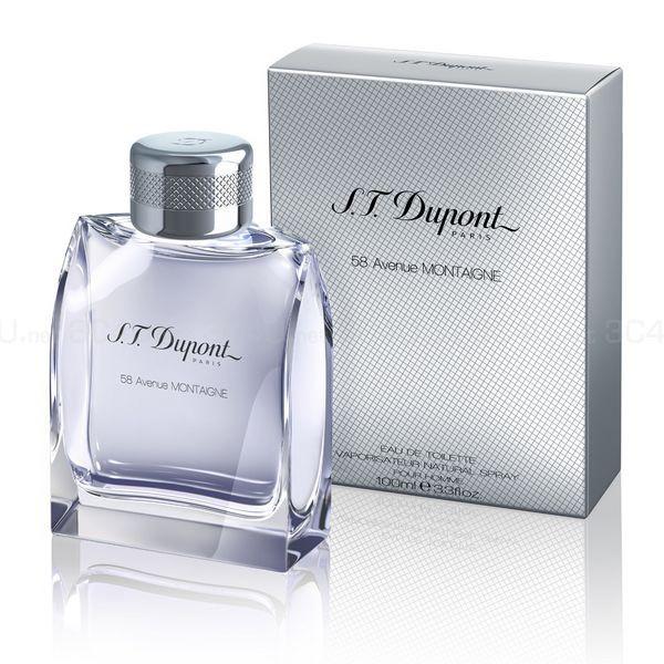 Мужской аромат S.T. Dupont 58 Avenue Montaigne