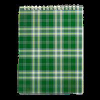 Блокнот А5 пружина сверху 48 листов (BM.2470)