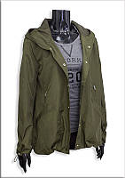 Парка молодженая,женская куртка-ветровка