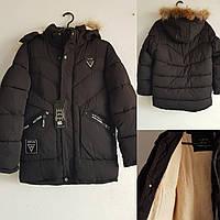 Куртка для мальчика зимняя 10-12-14-16 лет