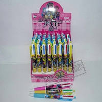 Ручка шариковая автомат на 4 цвета 1524-8 ш.к.00230780