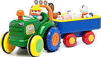 Трактор фермера Kiddieland рус озвучка  049726, фото 1