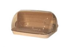 Хлібниця Галицька міні 02-коричневий 30*23*16см