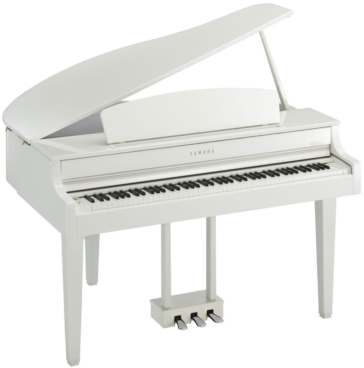 Цифрове піаніно YAMAHA Clavinova CLP-665GP PWH