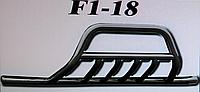 Кенгурятник F1-18.
