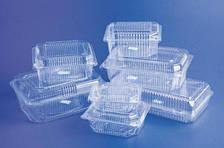 Коробка пластикова 25-1 1350 мл15*15*7,5см.