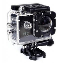 Экшн камера водонепроницаемая Спартак A7 Black