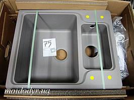 Гранитная кухонная мойка Teka Luna 60 S-TG sepia (Германия)