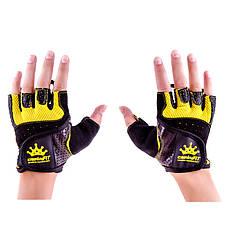 Перчатки для фитнеca женские CrownFit