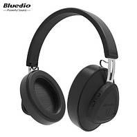 Наушники Bluedio TMS Bluetooth Black с микрофоном